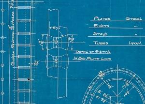 Boiler blueprint Sheet 2