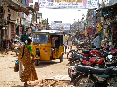 Karnataka Street Web