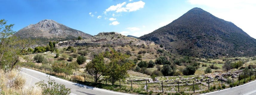 mycenae-panorama-photo